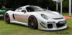 Porsche Ruf Ctr3 777hp 236mph 2015 Ruf Ctr3 Clubsport Is Veyron