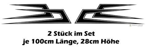 Folien Aufkleber Lkw by Zacken Aufkleber Dekor Set Sticker Fahrzeugseiten Decal