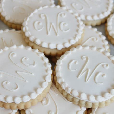 Wedding Favor Idea Sted Shortbread Cookies by Cookies Favors Tonya Cakes We Re Changing Our