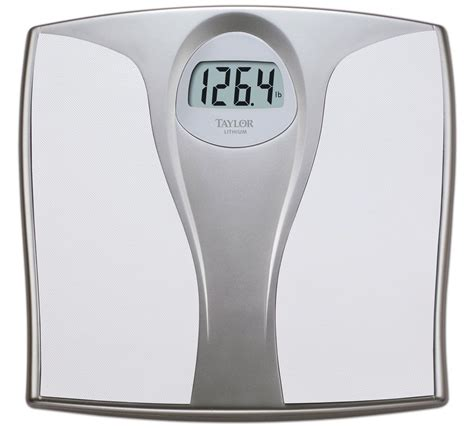 kmart bathroom scales taylor scales lithium electronic scale 7335w home bed