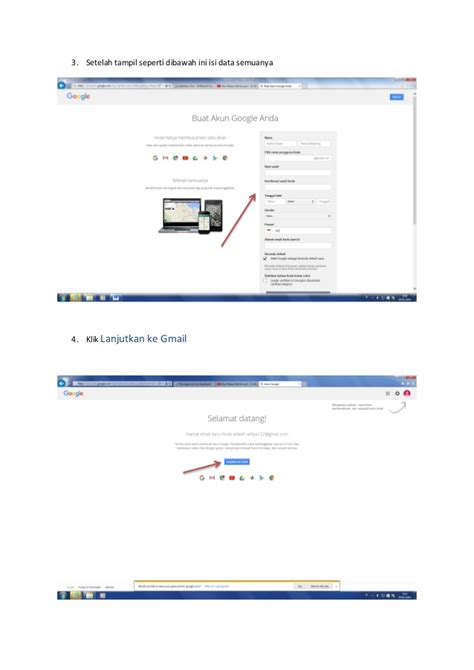 membuat gmail ppt membuat g mail