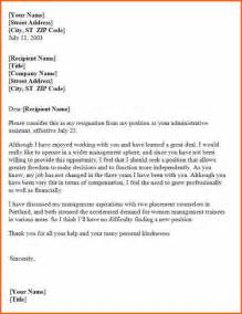 What To Write In Resignation Letter by 8 What To Put In Resignation Letter Budget Template Letter
