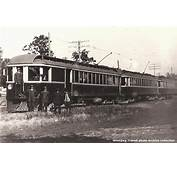 History Of Regional Transit At Winnipeg Manitoba