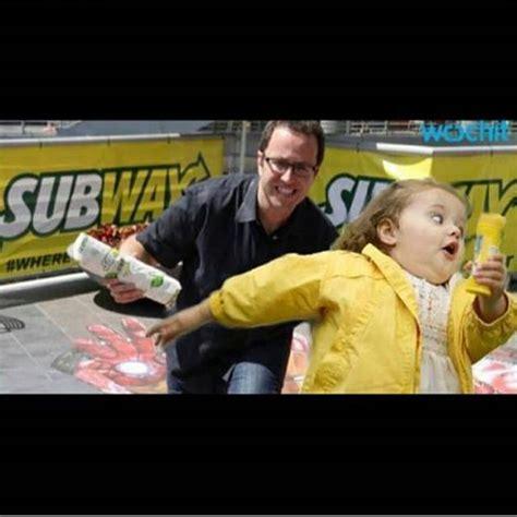 Subway Sandwich Meme - jared fogle subways meme