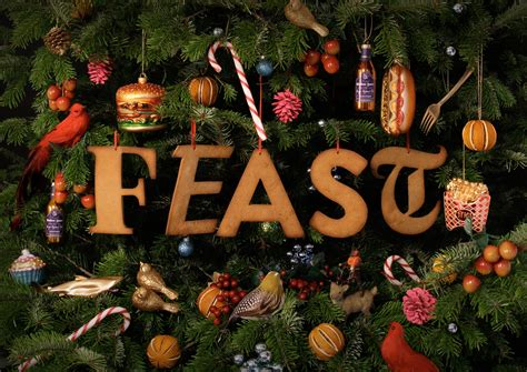 images of christmas feast festive feast at the islington sorting office foodepedia