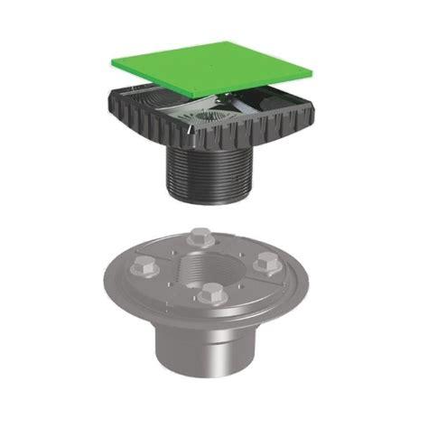 bathtub drain hair trap square drain riser and hair plug trap industrial tub and shower parts by ebbe