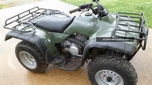 Honda 300 Fourtrax Parts 1997 Honda 300 Fourtrax