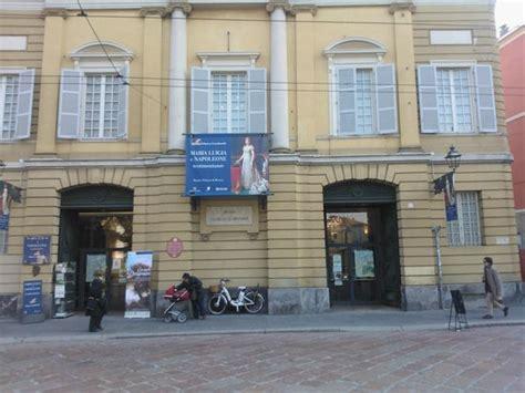ingresso museo museo ingresso foto di museo glauco lombardi parma