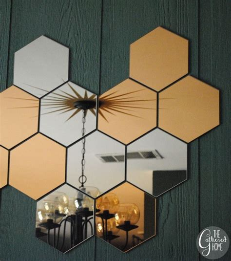 Salles De Bain Ikea 4024 by Diy Sunburst Ceiling Medallion Ikea Honefoss Mirrors