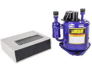 Electric Ac Compressor In Car Jegs Introduces Remote Mount Electric A C Compressor
