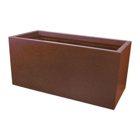 badalona rectangular planter box pots planters more
