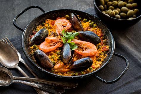 recetas de cocina paella de marisco recetas con marisco un cl 225 sico para ocasiones especiales