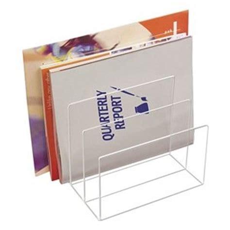 File Folder Racks Holders by File Holder Clear Acrylic File Folder