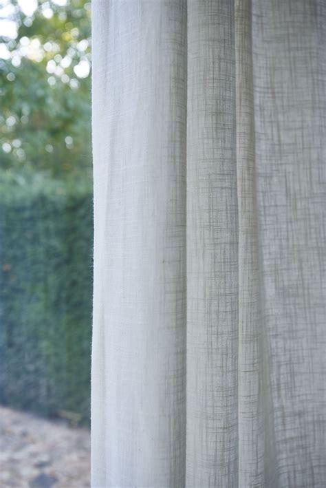 gordijnstof jute 25 beste idee 235 n over linnen gordijnen op pinterest