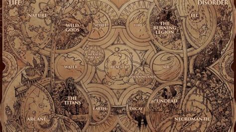 of magic realm of magic volume 3 books wow talk se hunters and some lore mash those buttons