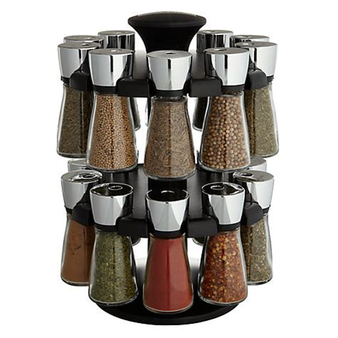 Buy Spice Rack buy cole hudson 20 jar filled spice carousel lewis