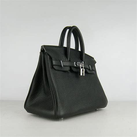 He Birkin Ghillies 25 Cm Handbags 6813mff hermes birkin black silver bamboo uk co uk
