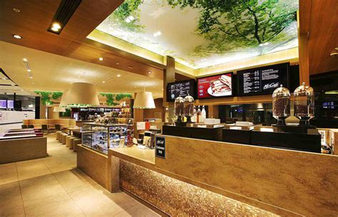 Mcdonald Interior Designer by Interior Design Mcdonald S Sydney Airport Airside