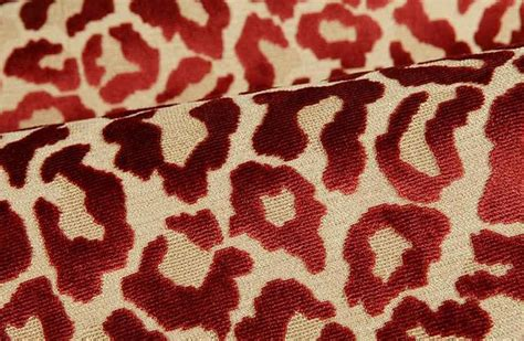 leopard print upholstery fabric leopard print upholstery fabric in raspberry red