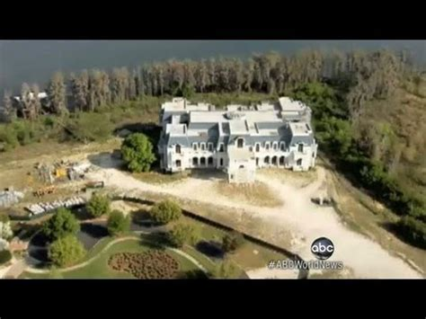 biggest house in america biggest house in america american versailles mansion flaunts recession youtube
