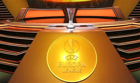 arsenal europa league draw europa league draw live updates as arsenal and celtic