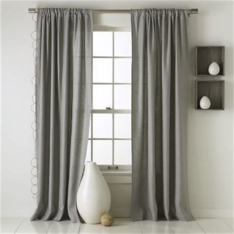 curtains for dark grey walls chasing davies bare windows need curtains part 2