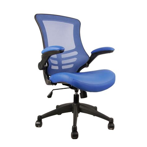 Medium Back Chair by Baku Medium Back Chair Blue Ebay