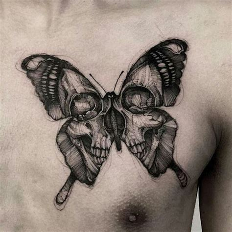 skull and butterfly tattoo butterfly images for drawing skull tattoos and pretty