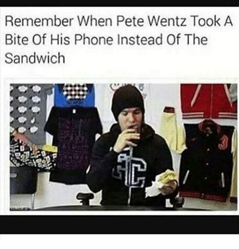 Pete Wentz Likes It In The Bathroom by Lol Yep