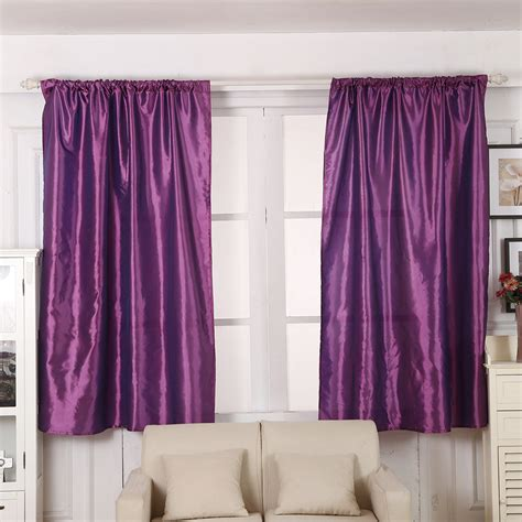 Solid Kitchen Curtains Solid Color Window Kitchen Bathroom Curtain Door Divider Sheer Panel Drapes Scarf Curtain Alex Nld