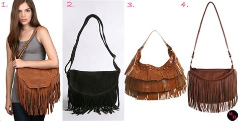Tas Wanita Handbag Marc Vanesha 2 In 1 9920 3 haute vs fringed bags what s haute