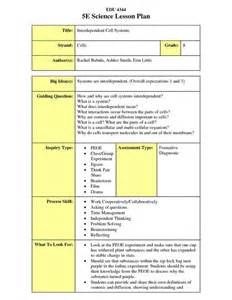 5 e lesson plan template science 5e lesson plan for 1st grade science 5e lesson plan 1st