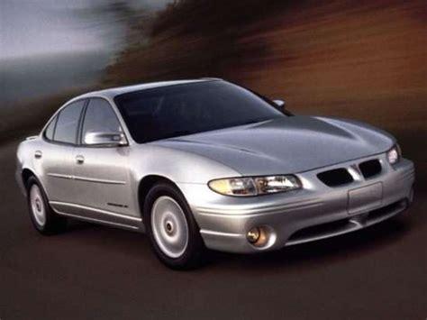 Pontiac Grand Prix Models by 2002 Pontiac Grand Prix Models Trims Information And