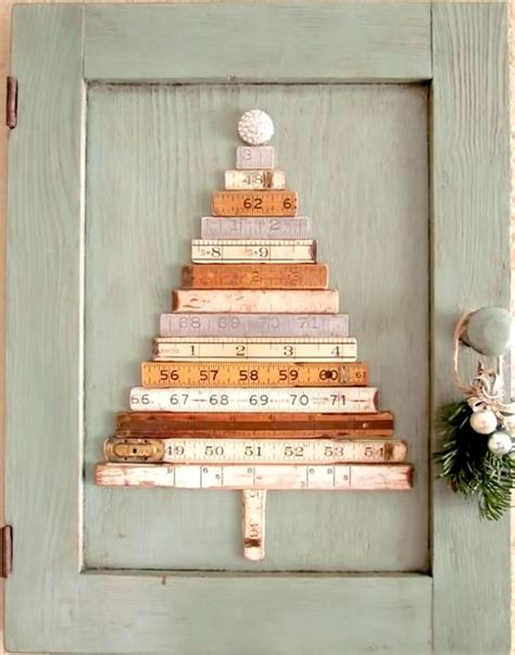alternate christmas tree picture frame 21 diy alternative tree ideas for festive mood