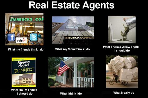 how to be a realtor what does a real estate agent actually do