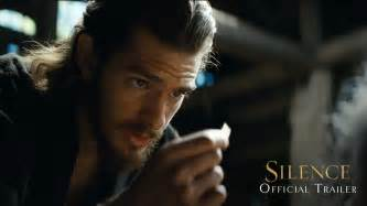 silence official trailer 2016 paramount pictures