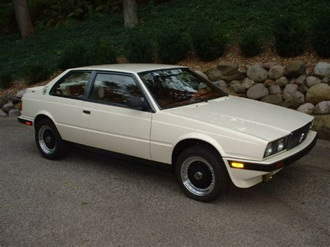 1987 Maserati Biturbo For Sale by Classic Italian Cars For Sale 187 Archive 187 1987