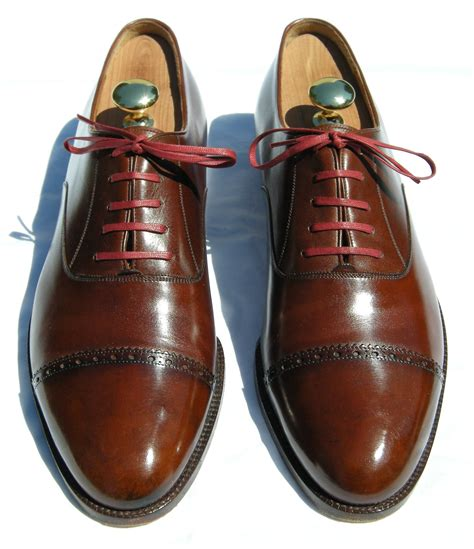 colored dress shoes what s the opinion on colored shoe laces for dress shoes