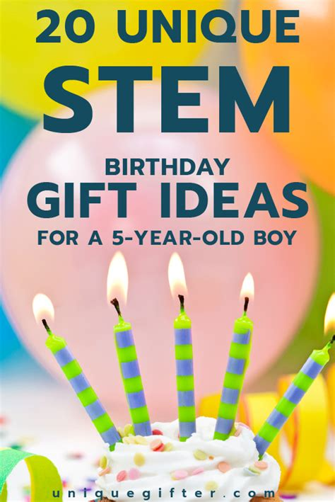 gift for 5 year stem birthday gift ideas that will give your an edge