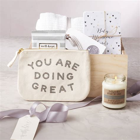 Original Baby Shower Gifts by New And Baby Gift Box By Emilie