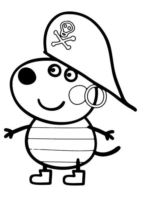 dibujos para pintar gratis de peppa pig peppa pig para colorear best coloring pages for kids