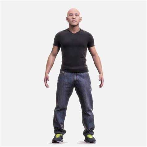 3d Human Model