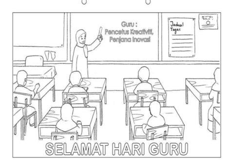 cara membuat poster hari guru poster hari guru