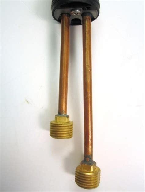 Copper Faucet Supply Line by Damaged Copper Supply Lines