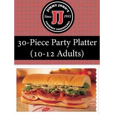 Jimmy Johns Gift Card - charityauctionstoday bid on items for charity