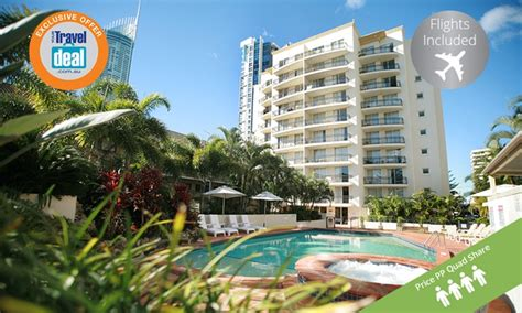 groupon haircut gold coast surfers paradise 5 night stay and flights at your travel