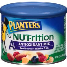 Planters Antioxidant Mix by Nut Rition Mixes Planters