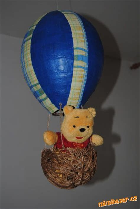 Balon Cincin Balon I Do horkovzdušn 253 bal 243 n pro d 237 tka do pokoj 237 čku mimibazar cz