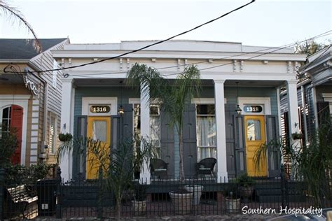 shotgun house magazine street new orleans southern hospitality