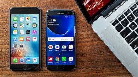 Harga Samsung S7 Edge Dan Iphone 7 Plus perbandingan bagus mana hp iphone 6s vs samsung galaxy s7